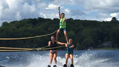 Water Sport Schools in Ontario: Ski-Mazing Watersports School