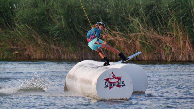 Wakeboarding, Waterskiing, and Cable Wake Parks in Ravenna: Starwake Cable Park