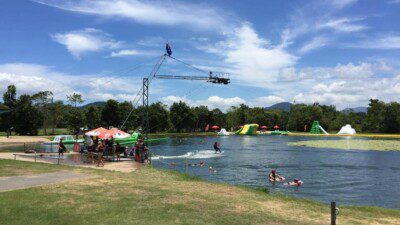 Wakeboarding, Waterskiing, and Cable Wake Parks in Cairns: Cairns Wake Park