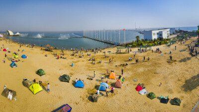 Wakeboarding, Waterskiing, and Cable Wake Parks in Shanghai: Bihai Jinsha Wake Park