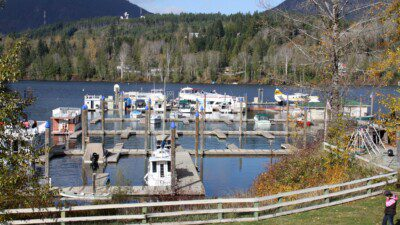 WakeScout listings in British Columbia: Cowichan Lake Marina