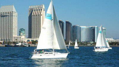 WakeScout listings in California: Seaforth Boat Rentals, Harbor Island