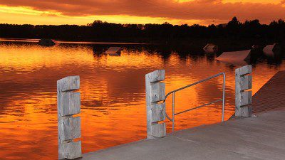 Wakeboarding, Waterskiing, and Cable Wake Parks in Asten: Ausee Cable