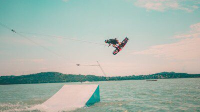Wakeboarding, Waterskiing, and Cable Wake Parks in Balatonfüred: Füred Wake
