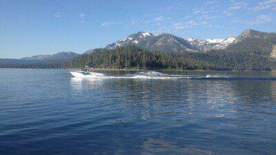 WakeScout listings in California: Lake Tahoe Water Ski School