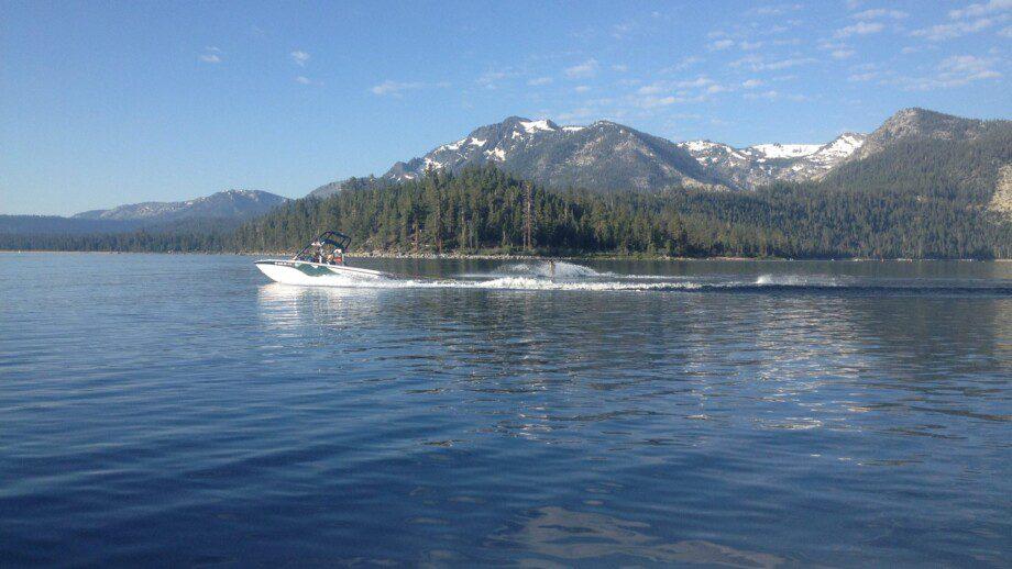 Lake Tahoe Water Ski School