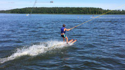 Water Ski Academy and Wakeboard Augustow