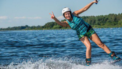 Wakeboarding, Waterskiing, and Cable Wake Parks in Siauliai: Fox Spot