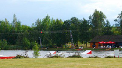 Wakeboarding, Waterskiing, and Cable Wake Parks in Vilnius: WakeRepublic