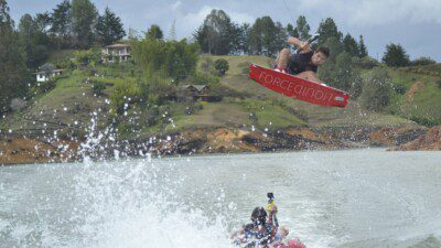 Wakeboarding, Waterskiing, and Cable Wake Parks in Guatape: Escuela De Wakeboard Guatape