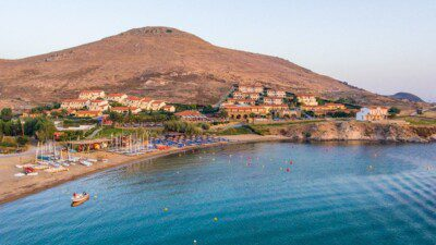 WakeScout listings in Greece: Lemnos Beach Resort