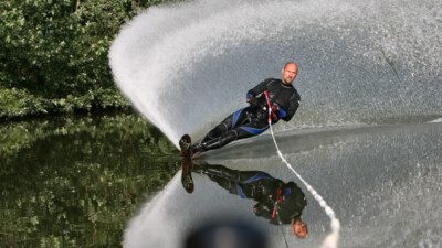 Wakeboarding, Waterskiing, and Cable Wake Parks in Maintal: Wasserski Team W. Watzz