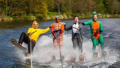 Wakeboarding, Waterskiing, and Cable Wake Parks in Hannover: WSC Hannover