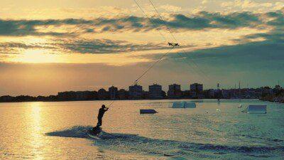 WakeScout listings in A Coruña: La Bocana Cable Ski