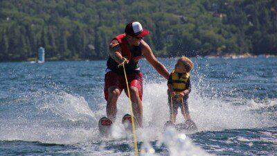 WakeScout listings in California: McKenzie Water Ski School