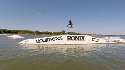 Wake Park Cable