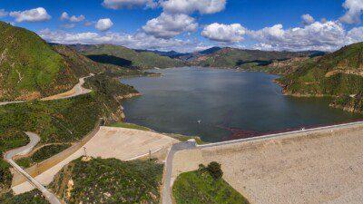 WakeScout listings in California: Lake Piru Recreation Area