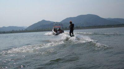 WakeScout listings in Gyeongsangnamdo: D. Island Wakeboard Club, Gimhae