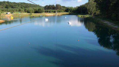 Wakeboarding, Waterskiing, and Cable Wake Parks in Wonewoc: Launch Cable Park