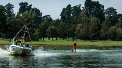 Wakeboarding, Waterskiing, and Cable Wake Parks in Rionegro: Club Campestre – Llanogrande