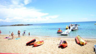 WakeScout listings in Cyprus: Fig Tree Bay Watersports