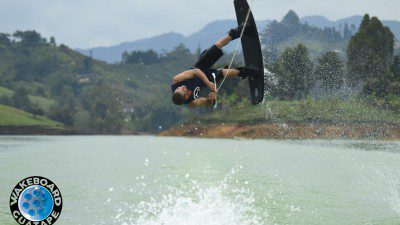 Wakeboarding, Waterskiing, and Cable Wake Parks in Guatape: Wakeboard Guatape Academy