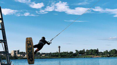 Wakeboarding, Waterskiing, and Cable Wake Parks in Gargždai: Infinity Water Park
