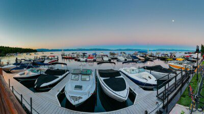 Wakeboarding, Waterskiing, and Cable Wake Parks in Tahoe City: Sunnyside Marina