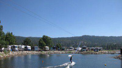 Big Bear Lake Cable Sports Park