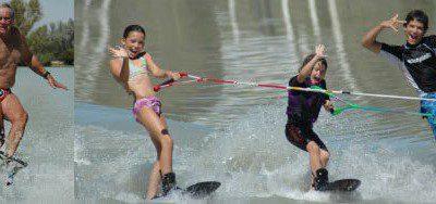 Horton Lakes Ski School