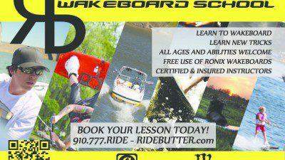 Ridebutter Wakeboard School
