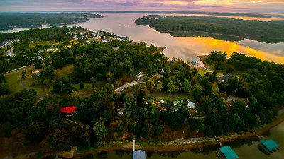 Wakeboarding, Waterskiing, and Cable Wake Parks in Benton: King Creek Lodge and Marina