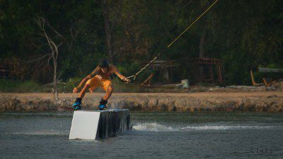 Cable Wakeboard Kite Thailand