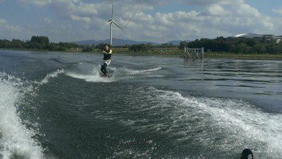 Laugh Wakeboarders