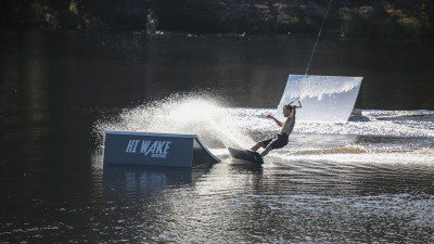 Wakeboarding, Waterskiing, and Cable Wake Parks in Carnikava: Hi Wake