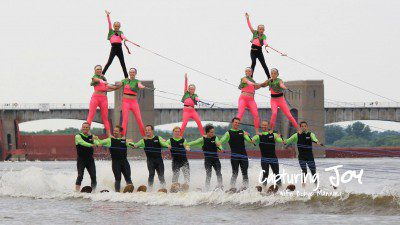 Ski Bellevue Water Ski Show Team