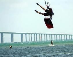 Kiteboarding  Wakeboarding Tampa Bay