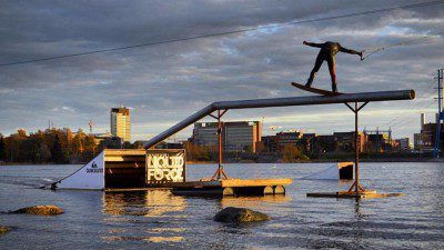 Wakeboarding, Waterskiing, and Cable Wake Parks in Helsinki: Wakespot Helsinki