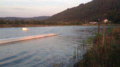 Wasserski Triolago