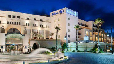Wakeboarding, Waterskiing, and Cable Wake Parks in St Julian`s: Hilton Malta