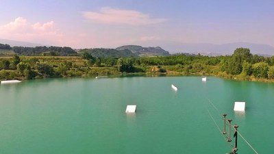 WakeScout listings in Abruzzo: Hot Lake