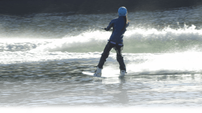 Kachidoki Marina Wakeboard