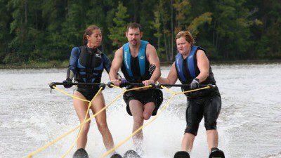 Adaptive Aquatics Ski School