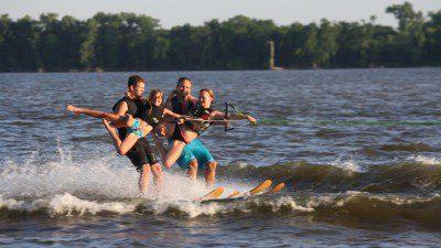 WakeScout listings in Illinois: Alton Water Ski Club