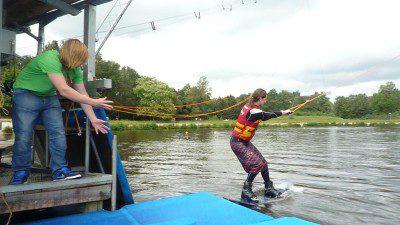 Wakeboarding, Waterskiing, and Cable Wake Parks in Veendam: Watersportcentre Eijkelhof