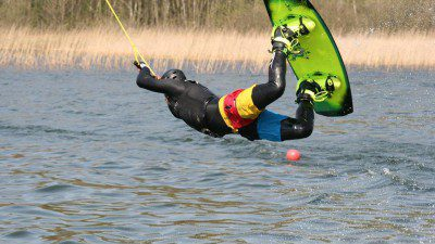 Wakeboarding, Waterskiing, and Cable Wake Parks in Witkowo: Wakepark Skorzęcin