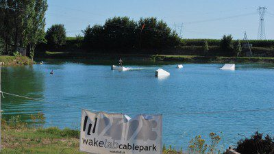 Wakeboarding, Waterskiing, and Cable Wake Parks in Villafranca di Verona: Wakelab Cablepark