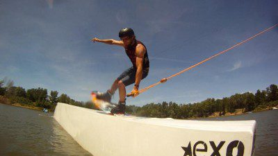 Exo Cable Park / Le Muy