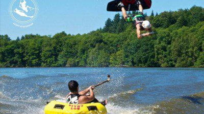 Easy Waterski and Wakeboard Camp