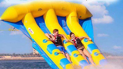 Wakeboarding, Waterskiing, and Cable Wake Parks in Ras AL Khaimah: Adventure Sports